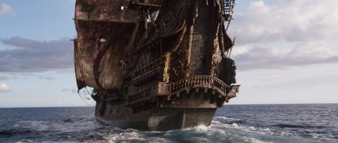 кадры из фильма Пираты Карибского моря: На странных берегах