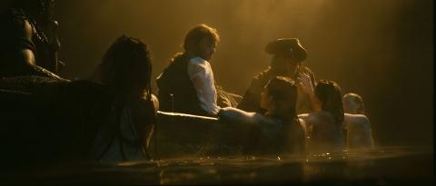 кадр №77407 из фильма Пираты Карибского моря: На странных берегах