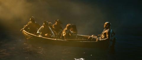 кадр №77408 из фильма Пираты Карибского моря: На странных берегах
