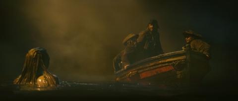 кадр №77410 из фильма Пираты Карибского моря: На странных берегах
