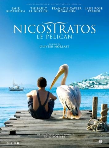 плакат фильма тизер Пеликан