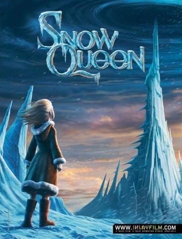 плакат фильма тизер Снежная королева