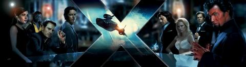 плакат фильма баннер textless Люди Икс: Первый класс