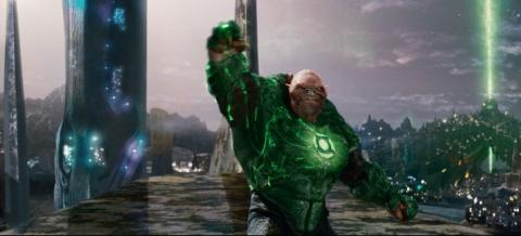 кадры из фильма Зеленый Фонарь Майкл Кларк Данкан,
