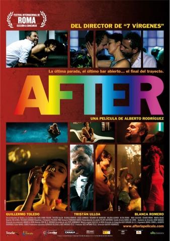 плакат фильма постер Afterparty
