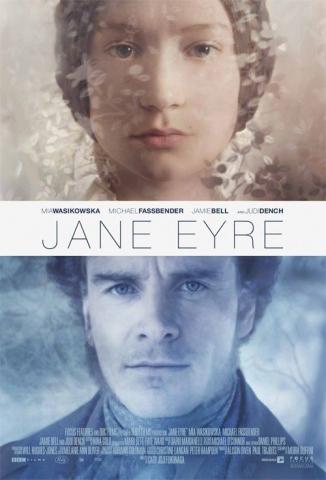 плакат фильма постер Джейн Эйр