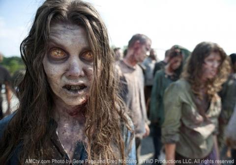 кадр №78426 из сериала Ходячие мертвецы