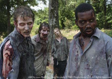 кадр №78427 из сериала Ходячие мертвецы