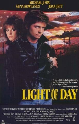 плакат фильма постер Свет дня*