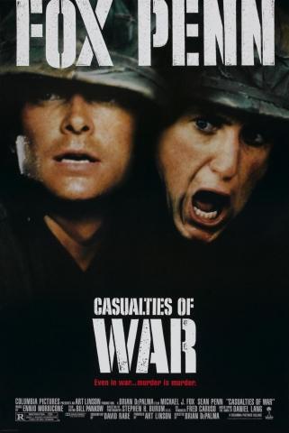 плакат фильма постер Военные потери