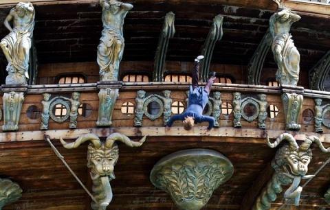 кадры из фильма Неверлэнд