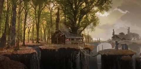 кадр №78678 из фильма Неверлэнд