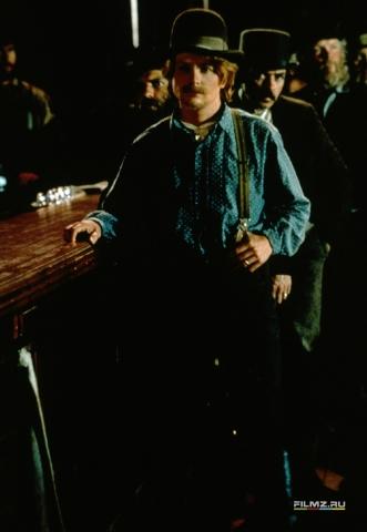 кадры из фильма Назад в будущее, часть III Майкл Джей Фокс,