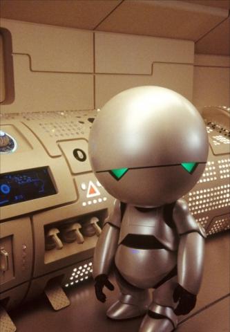 кадр №78854 из фильма Автостопом по Галактике