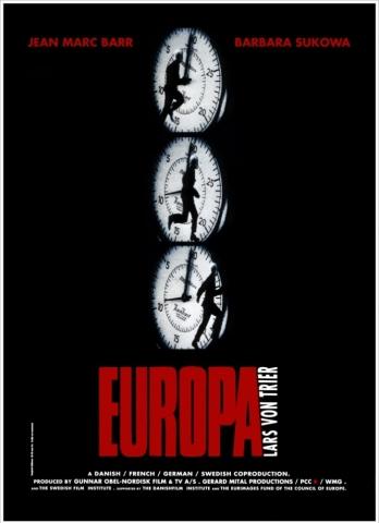 плакат фильма Европа