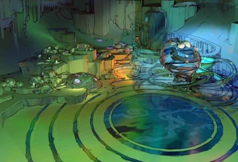 кадр №78910 из фильма Собака Шара и Чуки-Куки*