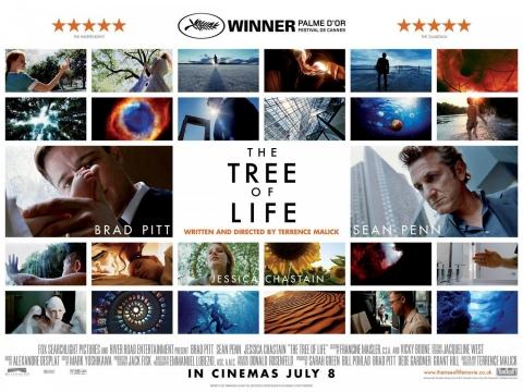 плакат фильма биллборды Древо жизни