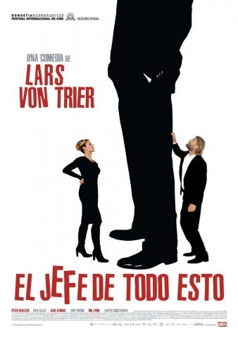 плакат фильма Самый главный босс