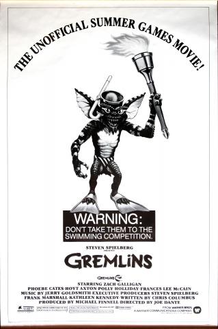 плакат фильма другие Гремлины