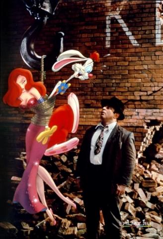 кадр №79312 из фильма Кто подставил кролика Роджера