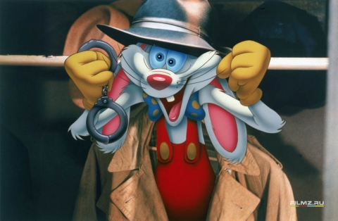 кадры из фильма Кто подставил кролика Роджера