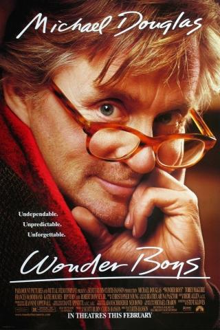 плакат фильма постер Вундеркинды