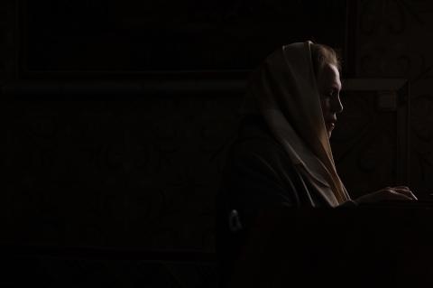 кадры из фильма Елена Надежда Маркина,