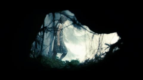 кадры из фильма Антихрист Шарлотта Генсбур,