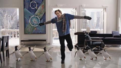 кадр №79564 из фильма Пингвины мистера Поппера