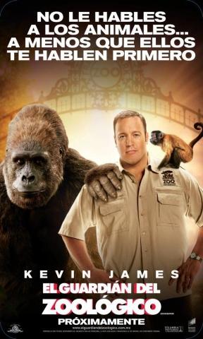 плакат фильма характер-постер Мой парень из зоопарка