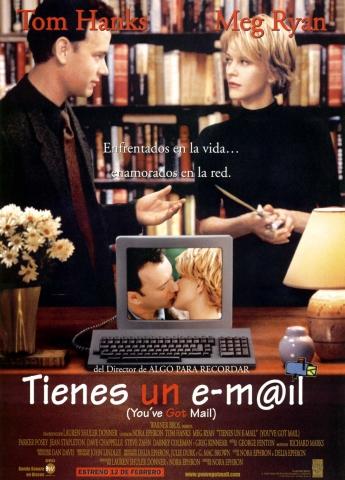 плакат фильма Вам письмо