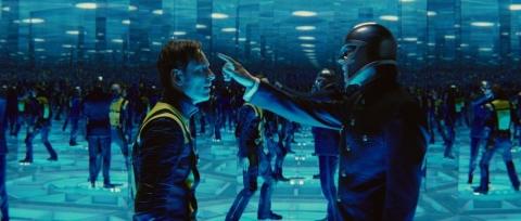 кадры из фильма Люди Икс: Первый класс Майкл Фассбендер, Кевин Бэйкон,