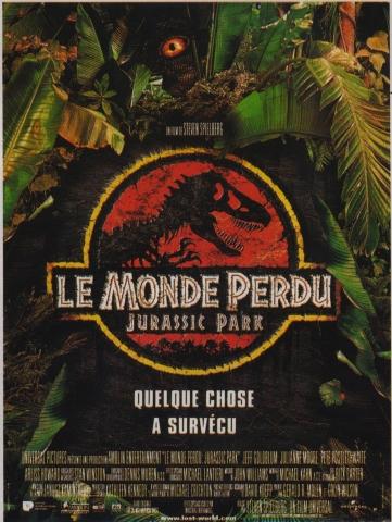 плакат фильма Парк Юрского периода: Затерянный мир