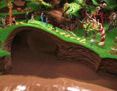 кадр №802 из фильма Чарли и шоколадная фабрика