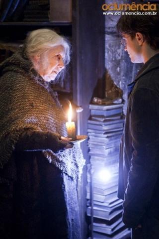 кадр №80233 из фильма Гарри Поттер и Дары Смерти: Часть первая