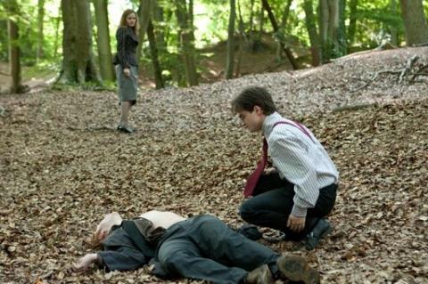 кадр №80238 из фильма Гарри Поттер и Дары Смерти: Часть первая