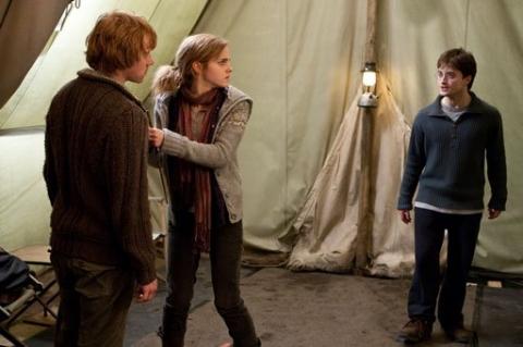 кадр №80239 из фильма Гарри Поттер и Дары Смерти: Часть первая
