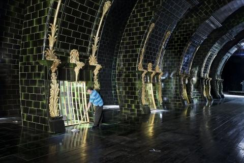 кадр №80422 из фильма Гарри Поттер и Дары Смерти: Часть первая