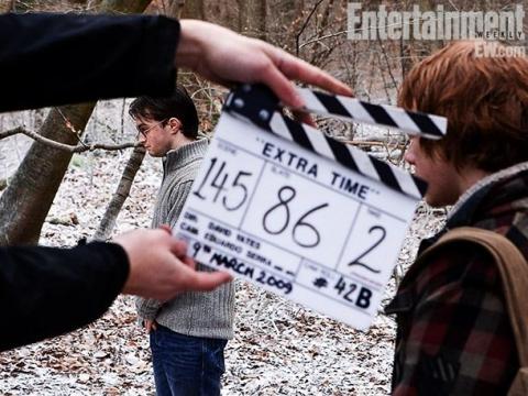 кадр №80424 из фильма Гарри Поттер и Дары Смерти: Часть первая