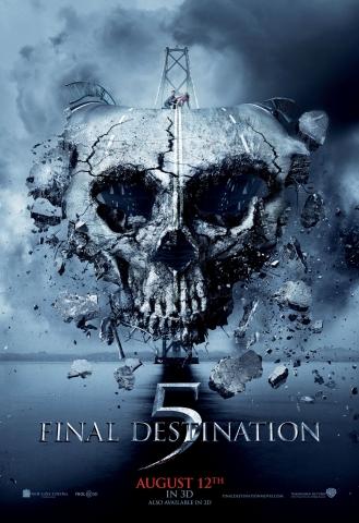 плакат фильма постер Пункт назначения 5