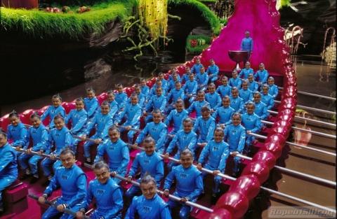 кадр №808 из фильма Чарли и шоколадная фабрика