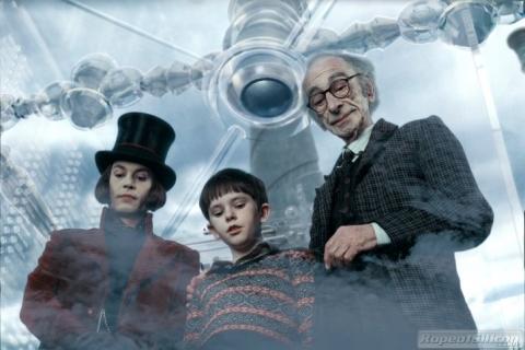 кадр №809 из фильма Чарли и шоколадная фабрика