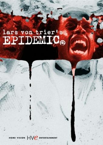 плакат фильма DVD Эпидемия
