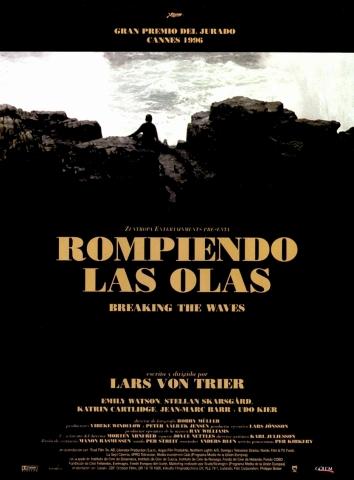 плакат фильма постер Рассекая волны