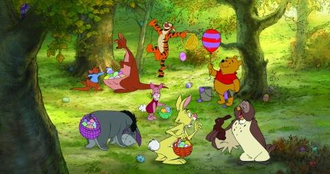 кадр №81075 из фильма Медвежонок Винни и его друзья