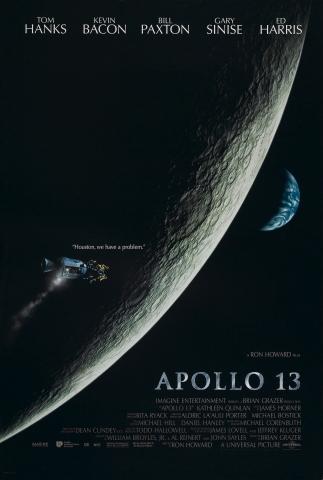 плакат фильма Аполлон 13