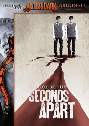 плакат фильма DVD Близнецы-убийцы