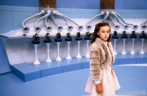 кадр №813 из фильма Чарли и шоколадная фабрика
