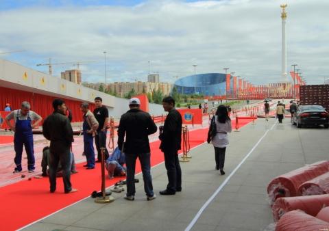 II Международный фестиваль экшн-фильмов «Astana»