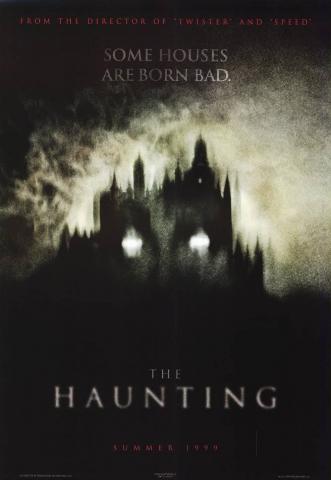 плакат фильма тизер Призрак дома на холме